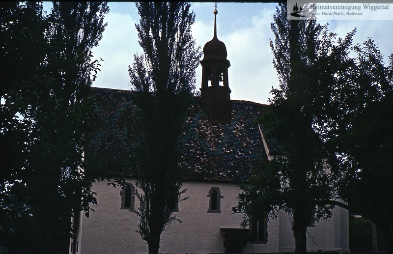 Sakrallandschaft Ettiswil Sakram. Kapelle
