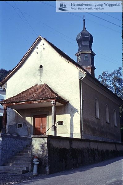 Sakrallandschaft Wauwil St. Wendel