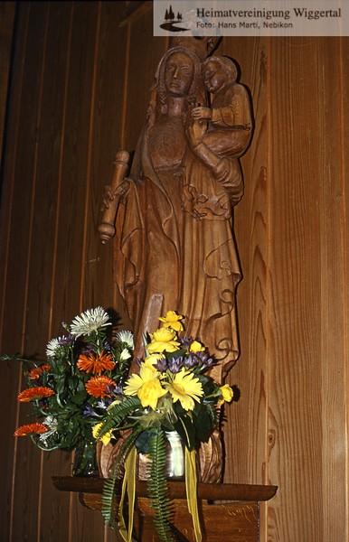 Sakrallandschaft ausgeschieden Austattung/Willisau Schülen Maria