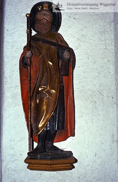 Sakrallandschaft ausgeschieden Austattung/Willisau Bösegg St.Jakob