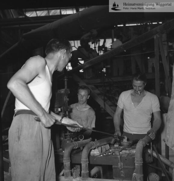 Handwerk/Gewerbebetriebe Glashütte Wauwil