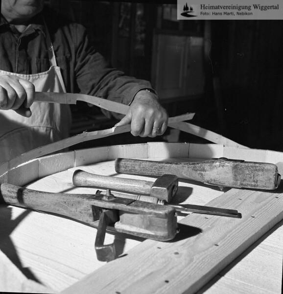 Handwerk/Gewerbebetriebe Küfer 1969