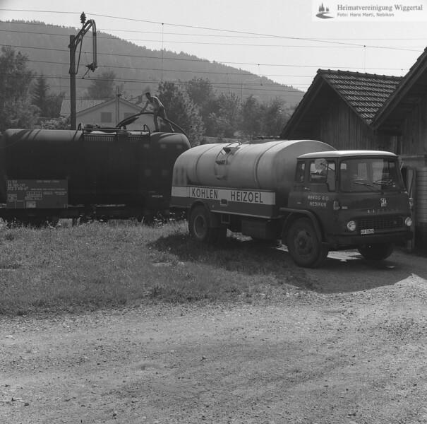 Handwerk/Gewerbebetriebe 75 Jahre Rehag 1974