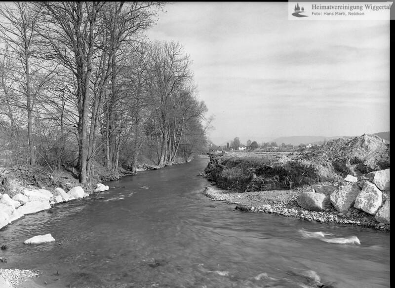 Flussverbauungen