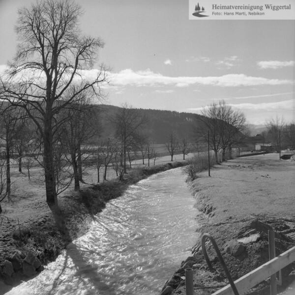 Flussverbauungen Mehlsecken