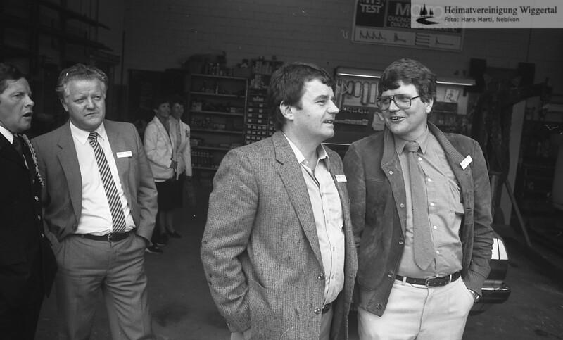 Reportagen Gewerbezone Altbüron 1983
