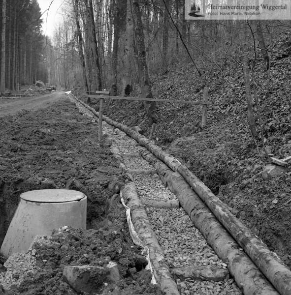 Reportagen Strassenkorektion Ebersecken/Altbüron 1989/90