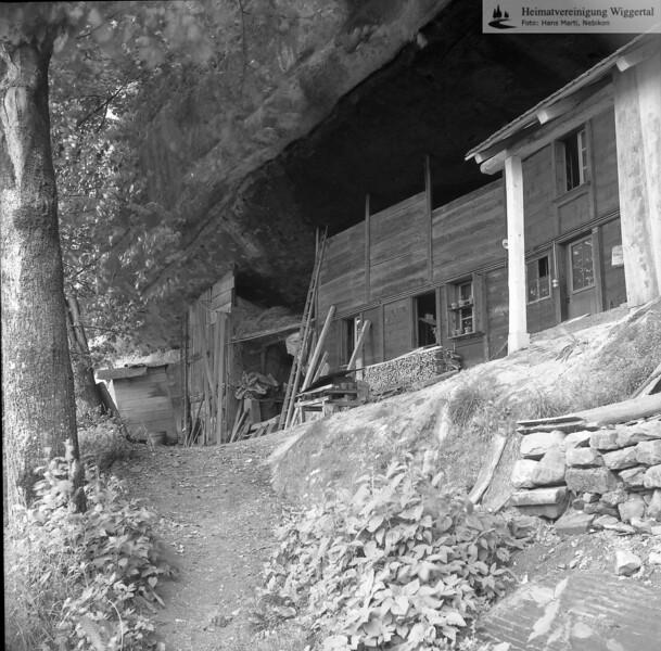 Reportagen Höhlenbewohner Krauchtal