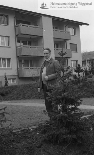 Reportagen Ottiger Toni, Altbüron Febr. 1985