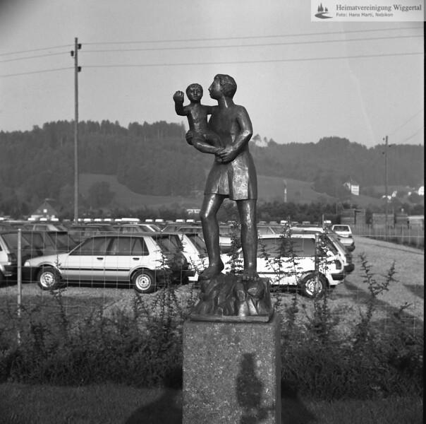 Reportagen Relief Okt. 1986 600 Jahre Stadt und Land Luzern/Näpflin