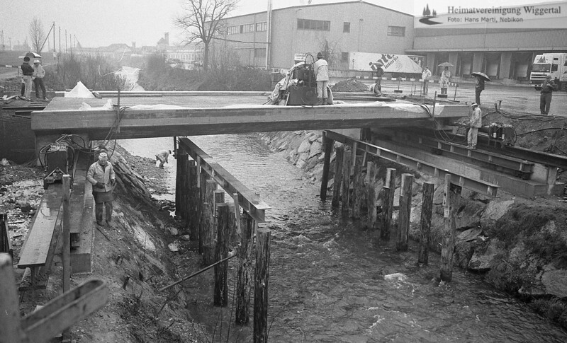 Reportagen Wiggernbrücke Ende 1989