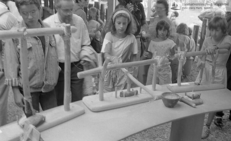 Reportagen Pfahlbauland Ausstellung Zürich 1990
