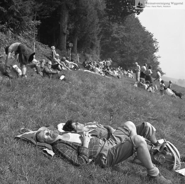 Reportagen Radiowanderung Sept. 1981