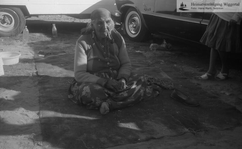 Reportagen Zigeuner Mai 1963