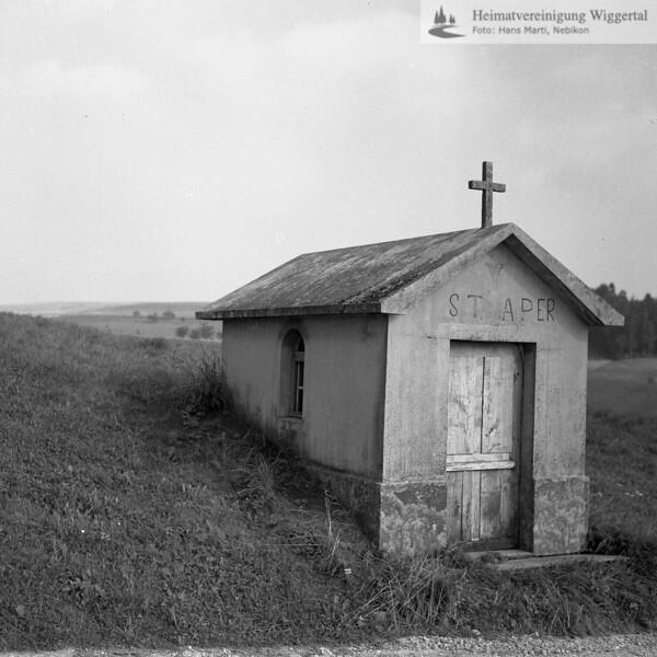 #100004 | St. Aper; Chäppeli auf der Schlämpen; vor der Renovation; elaf