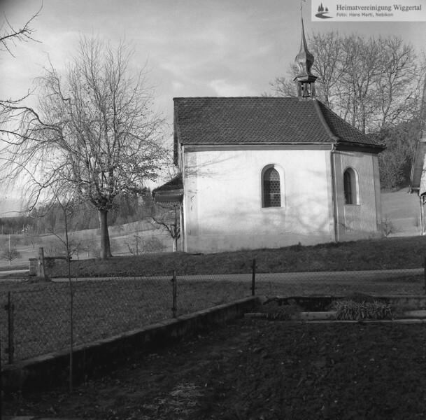 #100059 | Josefskapelle im Oberdorf; amei