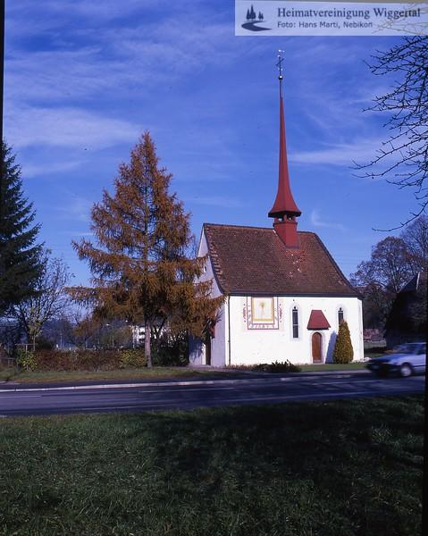#100066 | Dorfkapelle St. Niklaus; fja