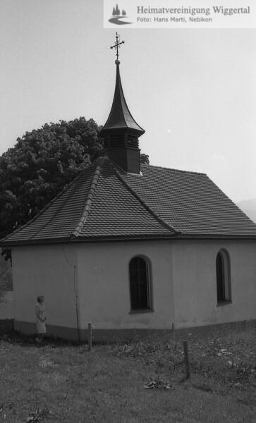 Entlebuch Kapelle Egg 1986