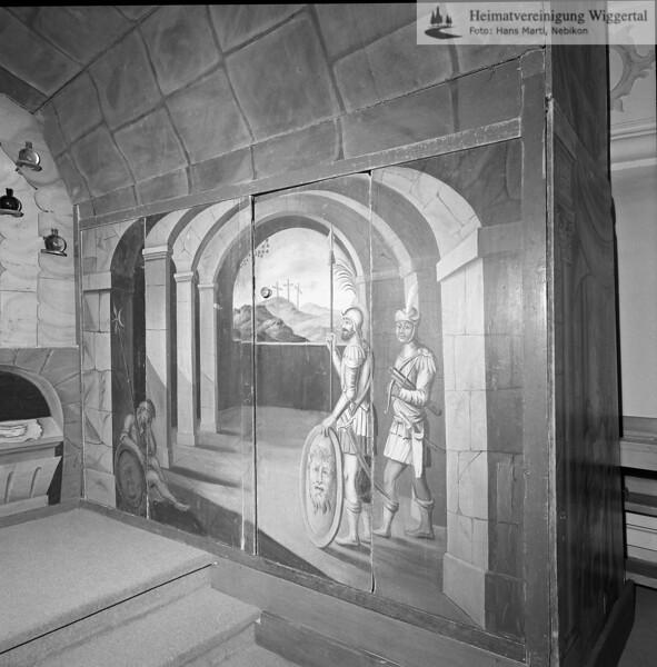 Heilig Kreuz Heiligen Grab 1986