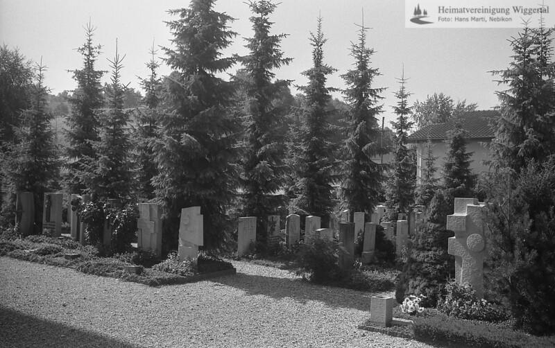 Hergiswil 1986 Friedhof