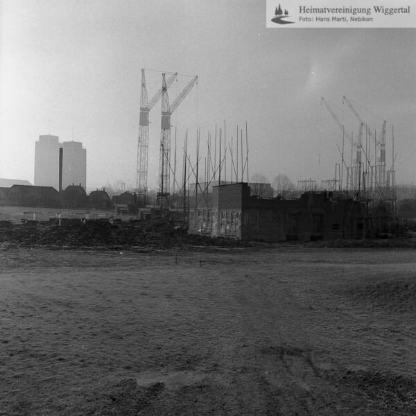 Kirchenbau Nebikon 1967