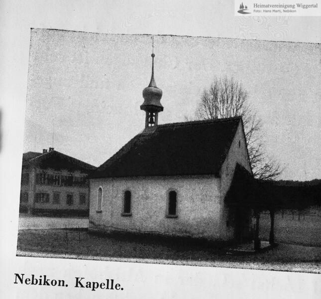 #100336 | Kapelle an der Wigger; 1936; fja
