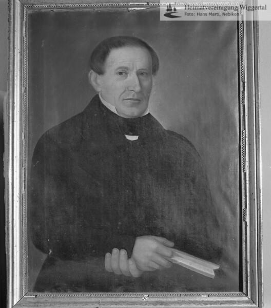 #100436 | wer?; wo?; Vermutlich P. Augustin Arnold, ehem. Konventuale von St. Urban ???; drl