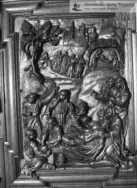 #100519 | Klosterkirche; Chorgestühl; elaf