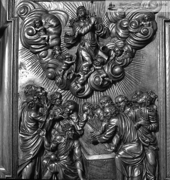 #100513 | Klosterkirche; Chorgestühl; Mariä Himmelfahrt; elaf; MHN; fja