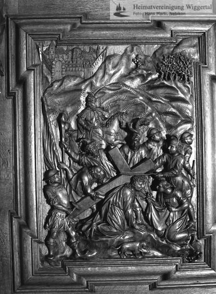 #100522 | Klosterkirche; Chorgestühl; elaf