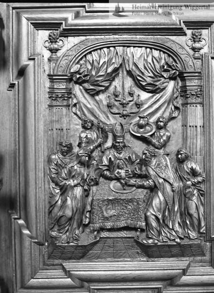 #100517 | Klosterkirche; Chorgestühl; elaf