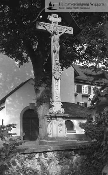 Sursee Kreuz Kapuziner 1986