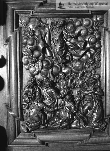 #100521 | Klosterkirche; Chorgestühl; elaf