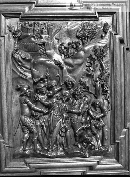 #100523 | Klosterkirche; Chorgestühl; elaf