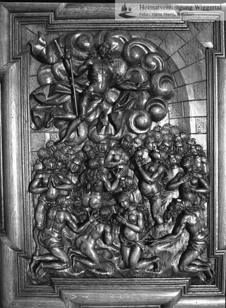 #100520 | Klosterkirche; Chorgestühl; elaf