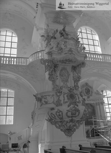 #100555 | Klosterkirche; Kanzel; elaf