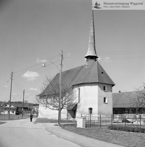 #100651   St.Mauritiuskapelle; fja