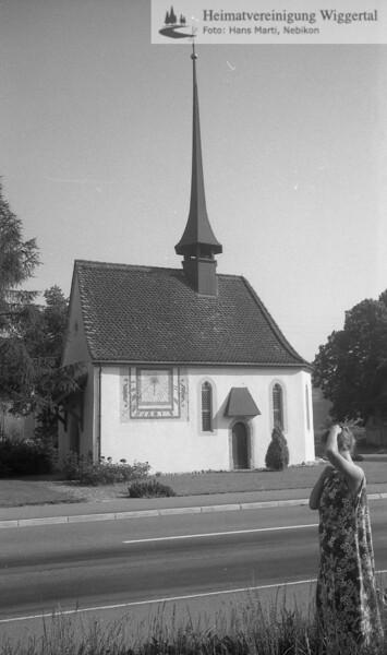 #110021 | Dorfkapelle nach der Restauration; elaf