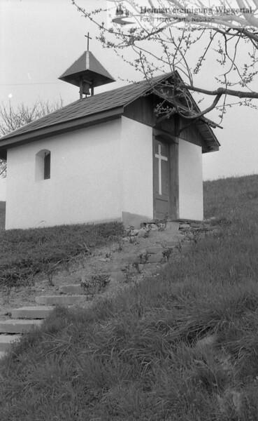 #110047 | Chäppeli; auf dem Gibelhof in Erpolingen; wurde in den 1970er Jahren; von Josef Krauer-Klingler erbaut; elaf; PBA