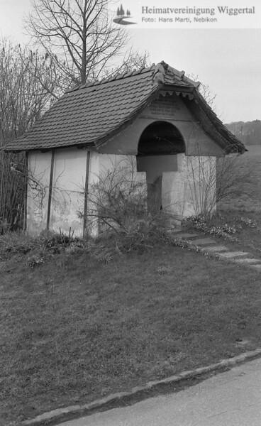 #110016 | Antoniuskapelle; Landsberg; Willisauer Bote 22.7.1993; fja