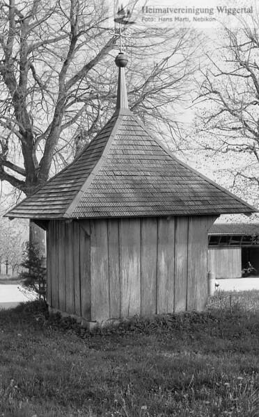 #110029 | Steinhuserberg; Alamannen-Chäppali; auf Aetzleschwand; hwz