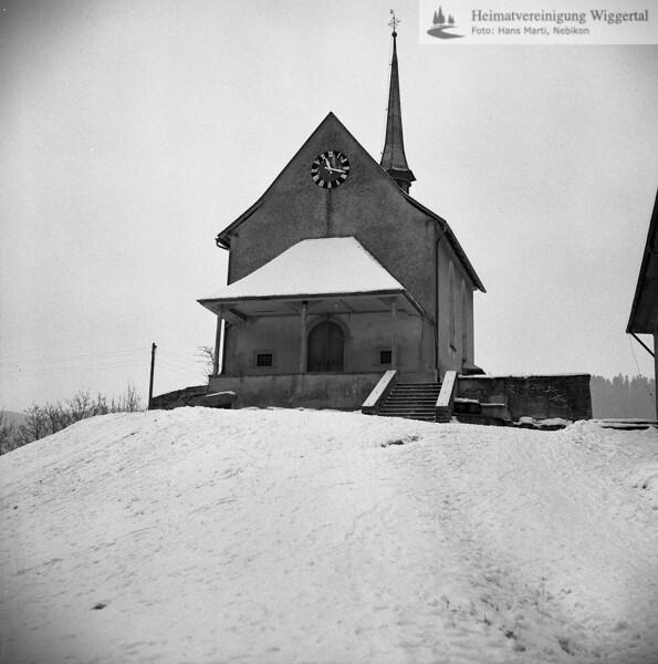 #110081 | Antoniuskapelle; elaf; wann?