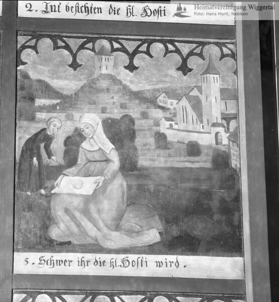 Ettiswil Sakramentenkapelle 1997