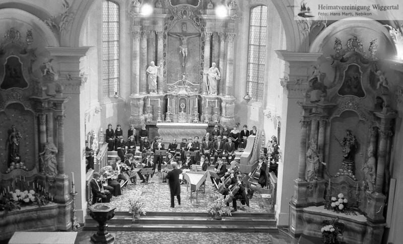 Wiggertal 1984/ Musikwochen Ettiswil 1984