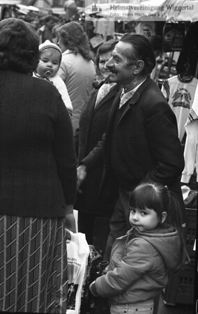 Wiggertal 1984/ Christkindlimarkt Willisau Dez 84
