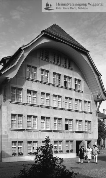 Wiggertal 1984/ Zofingen Oftringen Strengelbach