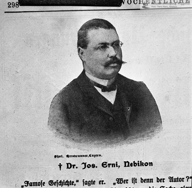 #130039   Dr.Jos.Erni; Reprofoto; fja