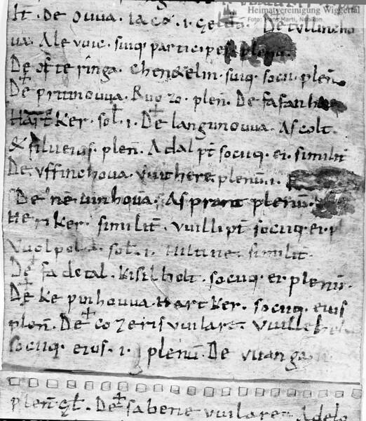 #130088 | Urkunde; mit der Nennung von; nevinhova; fja
