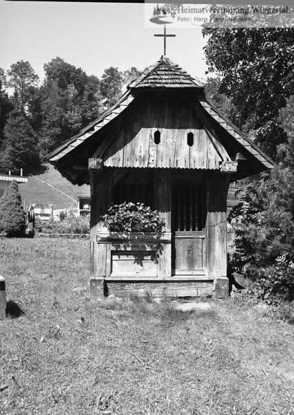 #140023 | Holzkapelle; Hintersagen; s.140023; fja