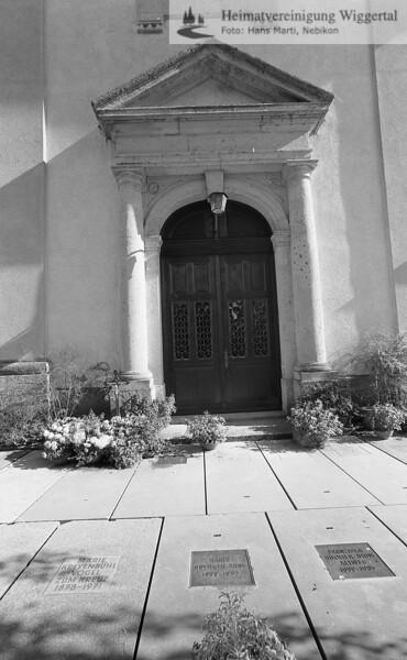 Kirche Pfaffnau 1987